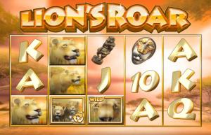 Lion's Roar Slot Review