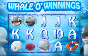 Whale O'Winnings Slot Review