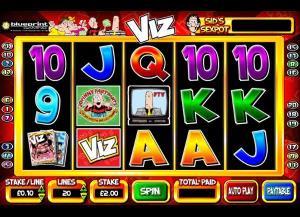Viz Slot Review