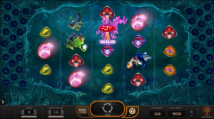 Magic Mushrooms mobil Slot Review