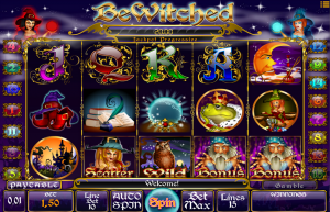 BeWitched Slot Review