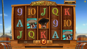 Jackpot Rango Slot Review