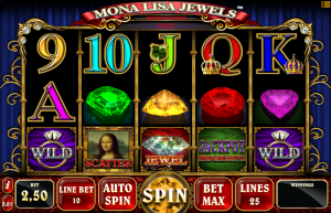Mona Lisa Jewels Slot Review