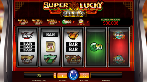 Super Lucky Reels Slot Review
