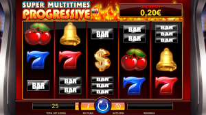 Super Multitimes Progressive Slot Slot Review